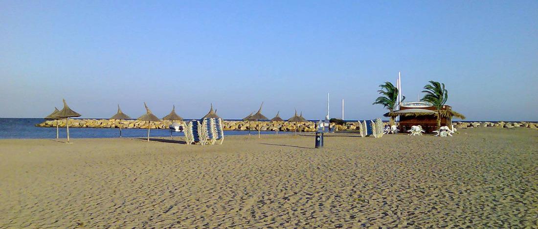 Cambrils - Beach