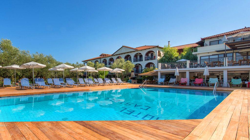 Castelli Hotel - Zante