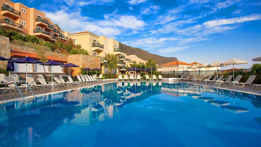 The Village Resort & Waterpark - Crete