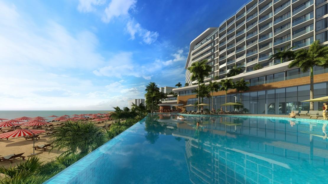 Hampton by Hilton Marjan Island - Ras Al Khaimah
