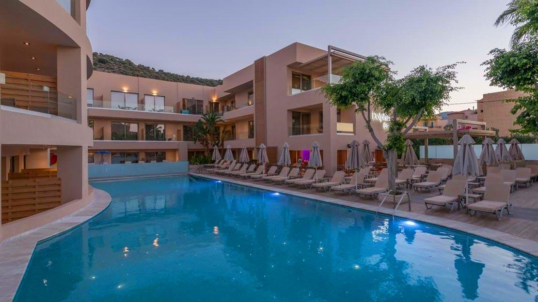 Cactus Beach Hotel & Bungalows - Crete