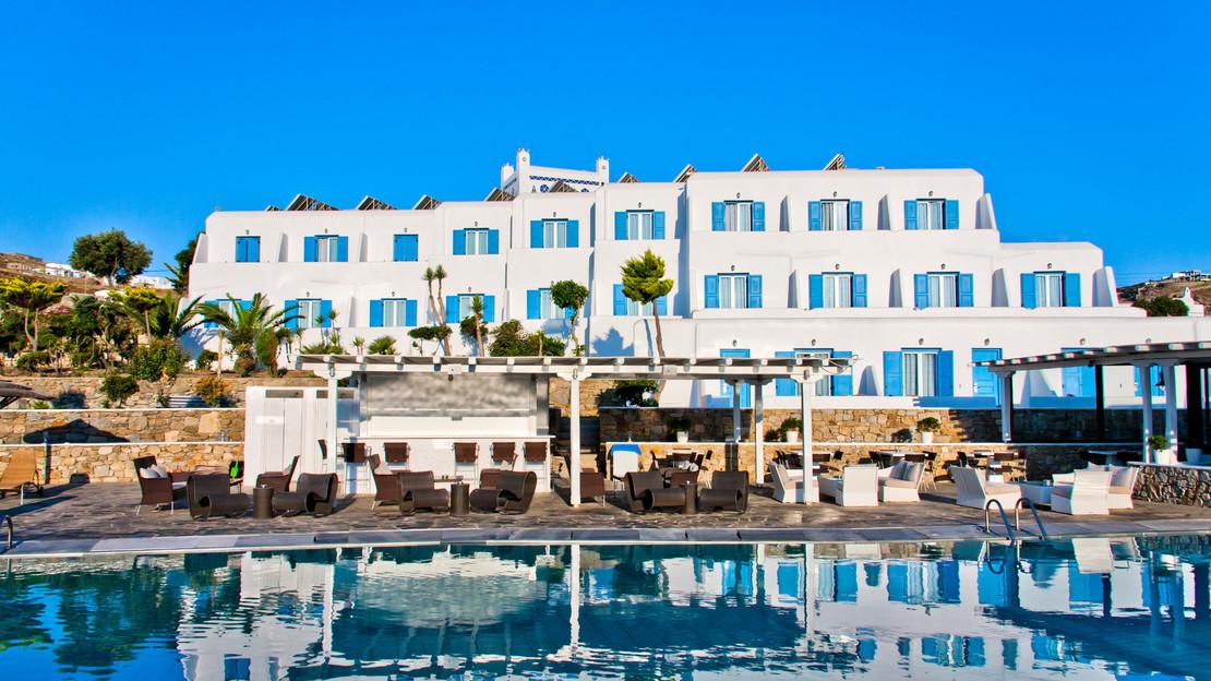Yiannaki Hotel -  Mykonos