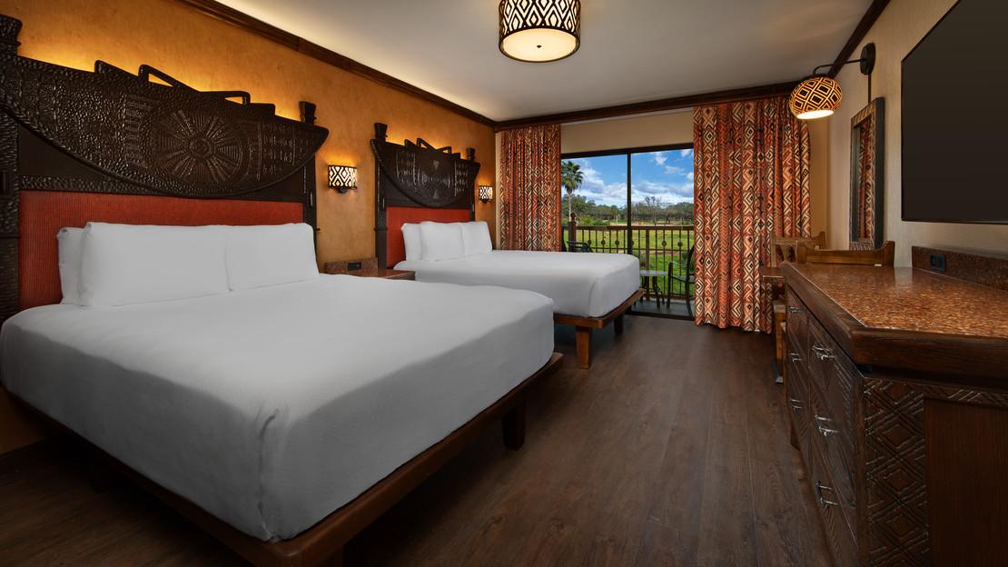 Savanna View Room