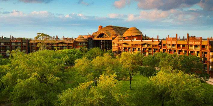 Disney's Animal Kingdom Lodge - Orlando