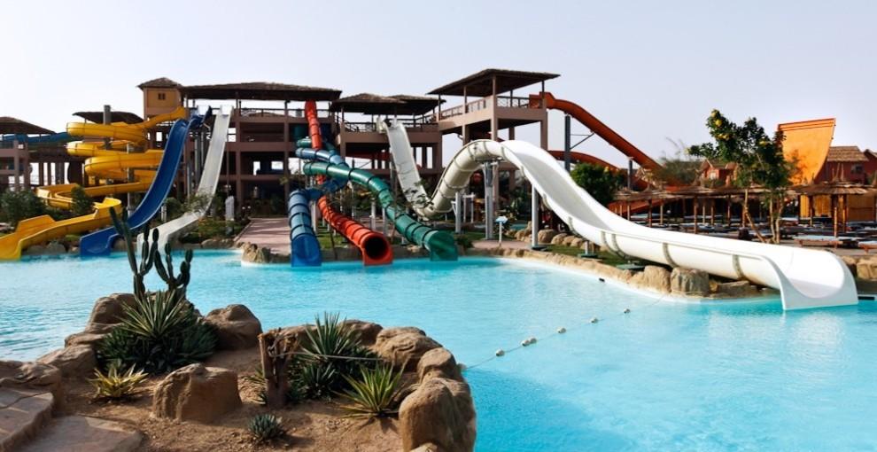 Jungle Aqua Park - Egypt