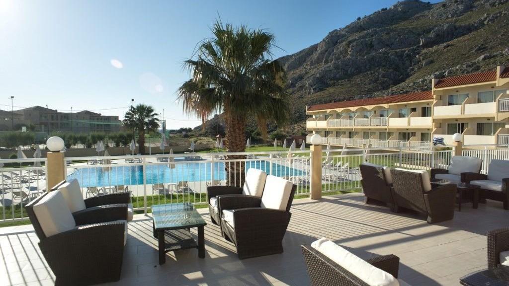 Kolymbia Star Hotel - Rhodes