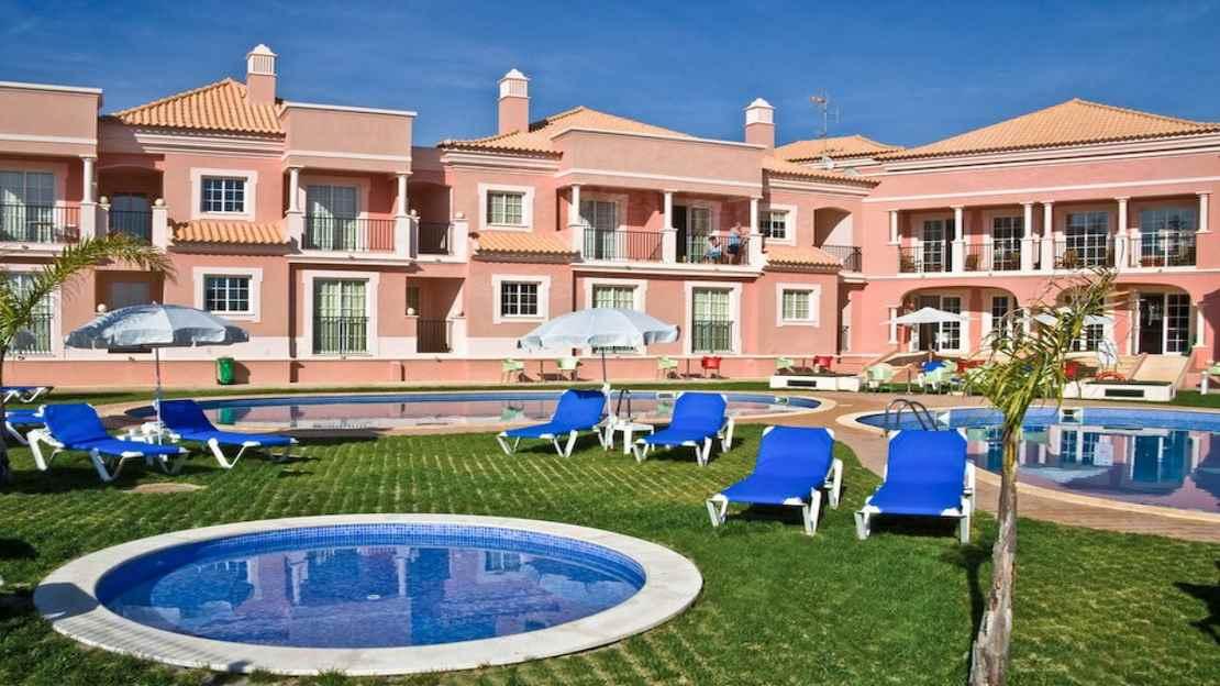 Aqua-Mar Hotel Apartamento - Algarve
