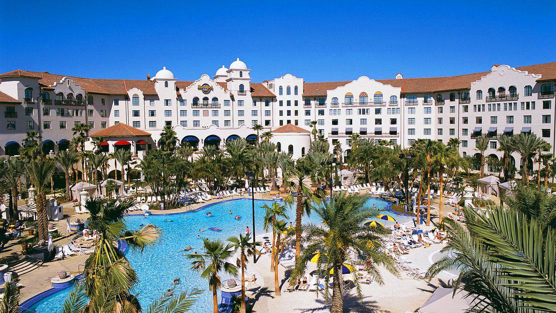 Hard Rock Hotel at Universal Orlando - Orlando