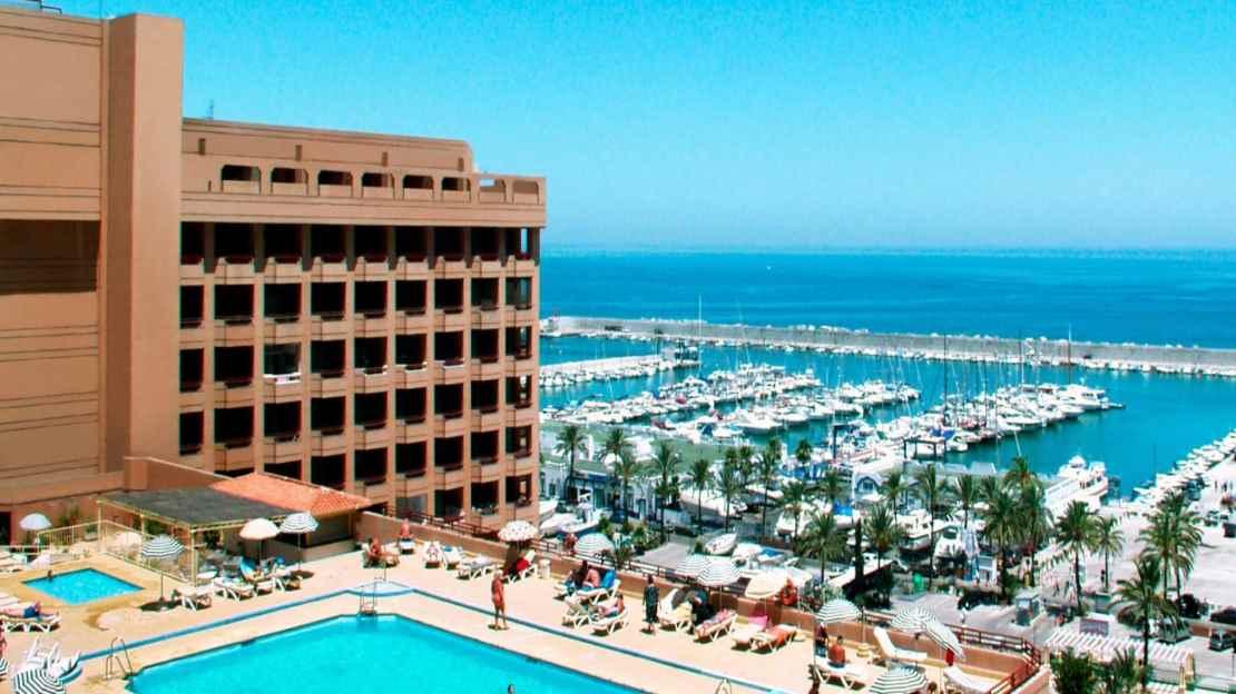 Hotel Las Palmeras - Spain