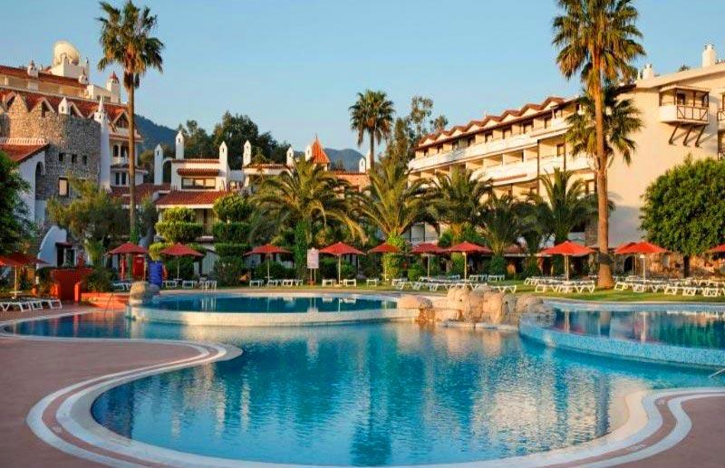 Marti Resort - Icmeler, Turkey