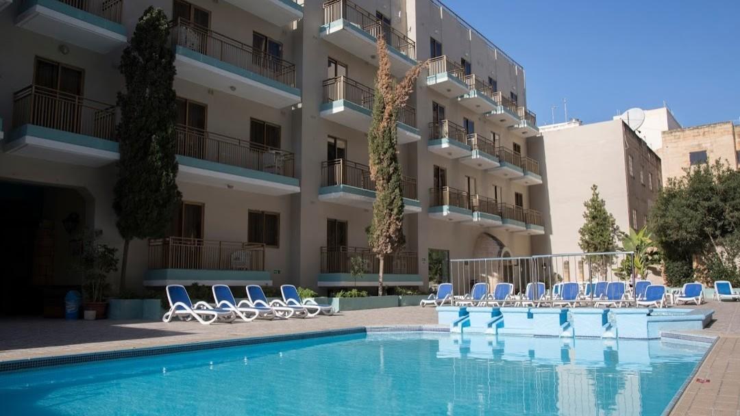 Bugibba Hotel - Malta