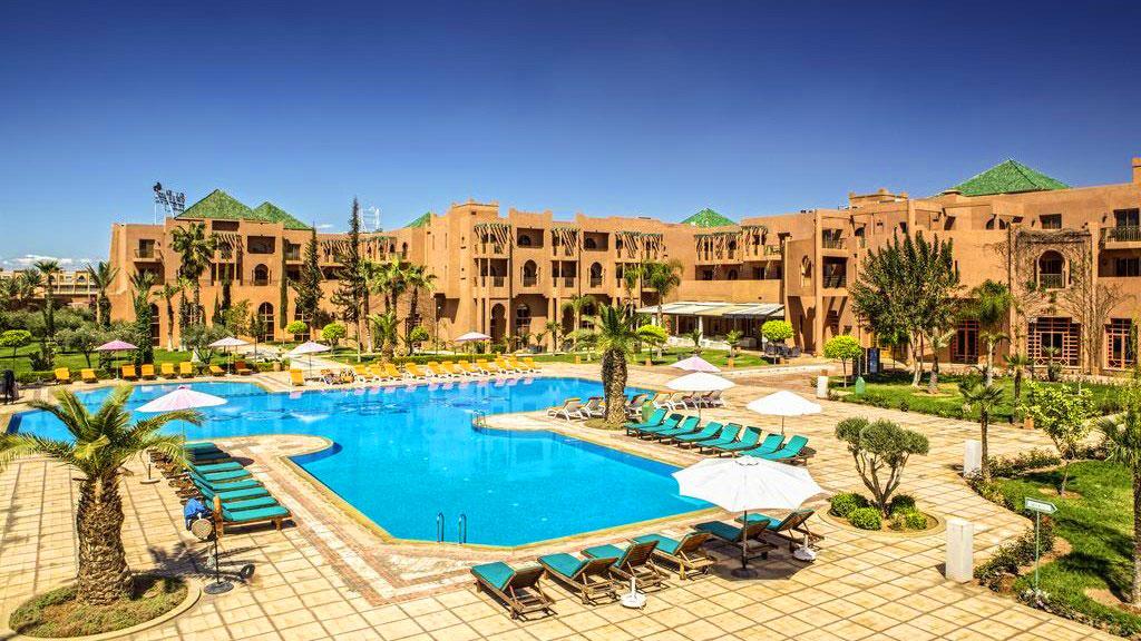 Palm Plaza Hotel & Spa - Marrakech