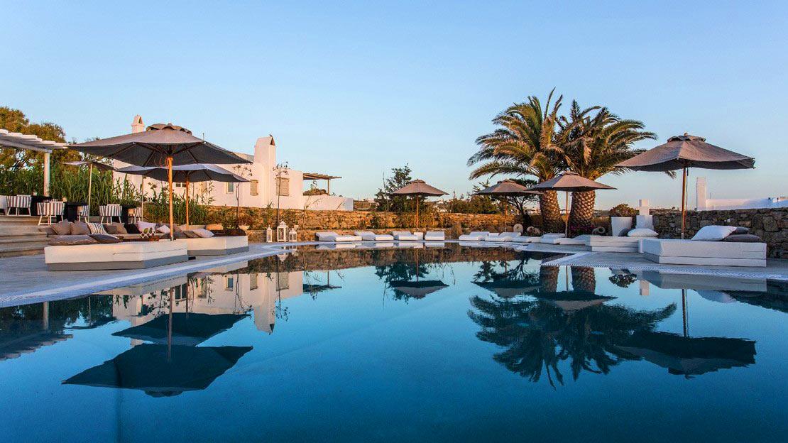 Ostraco Hotel & Suites - Mykonos
