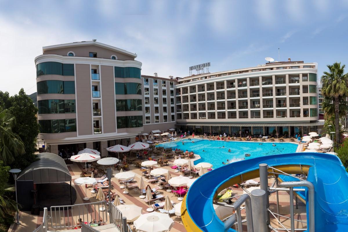 Pasa Beach Hotel - Marmaris