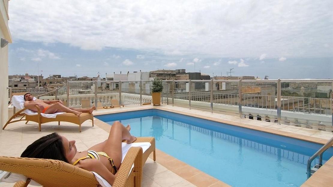 Osborne Hotel - Malta