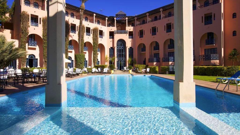 Hotel Marrakech Le Tichka - Marrakech