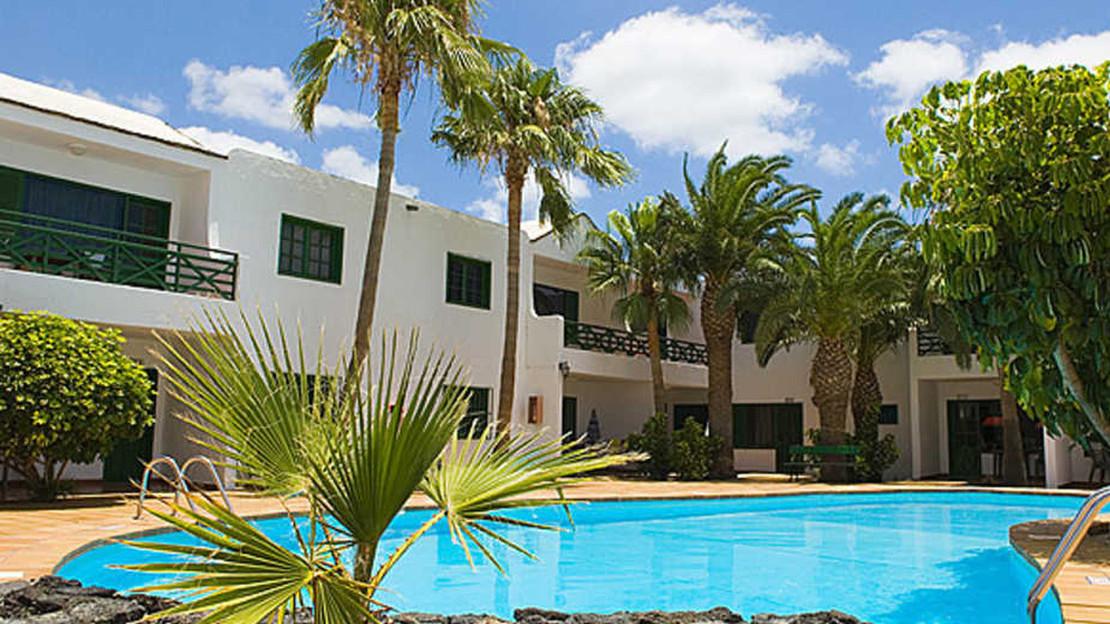 Rocas Blancas Apartments - Lanzarote