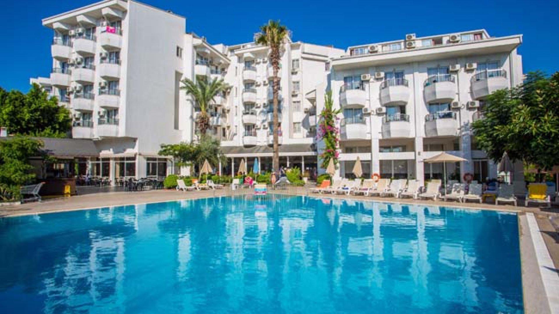 Sonnen Hotel - Marmaris