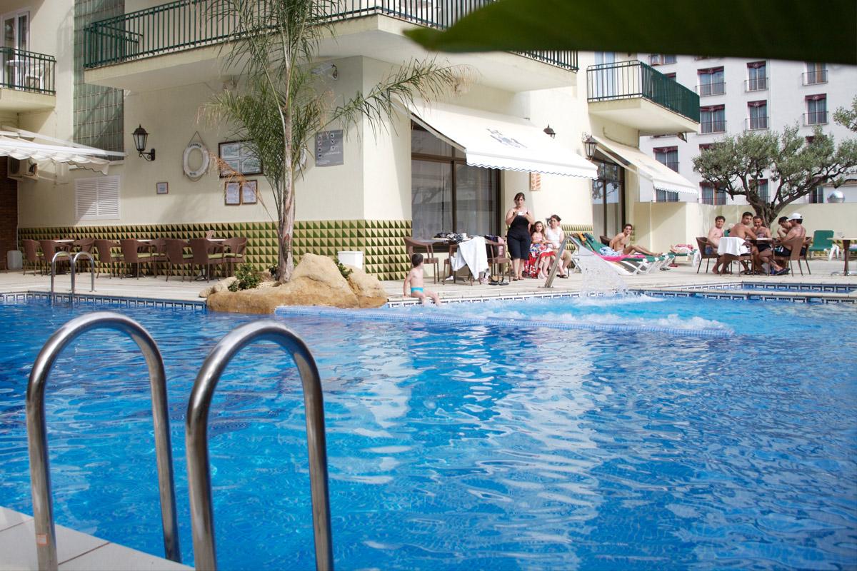 Hotel Terramar - Spain