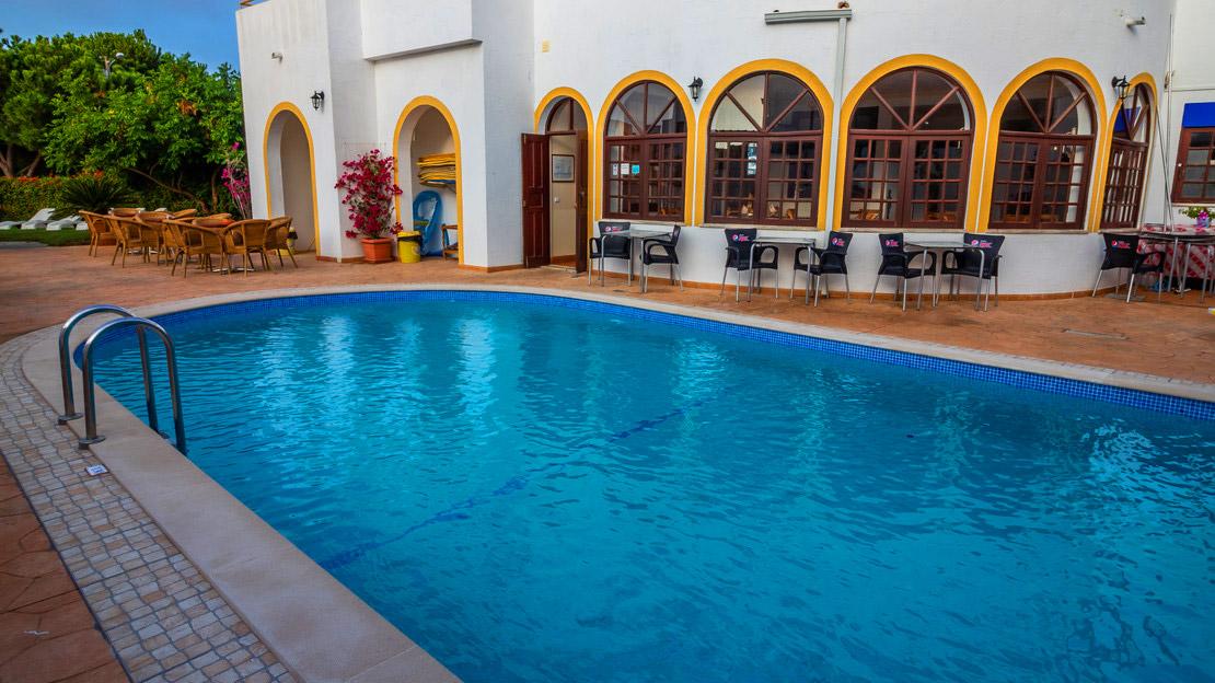 Agua Marinha Hotel - Algarve