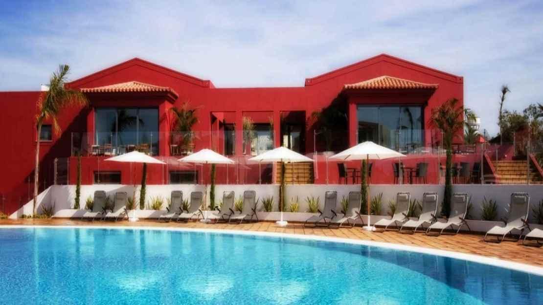 Agua Hotels Vale Da Lapa - Algarve