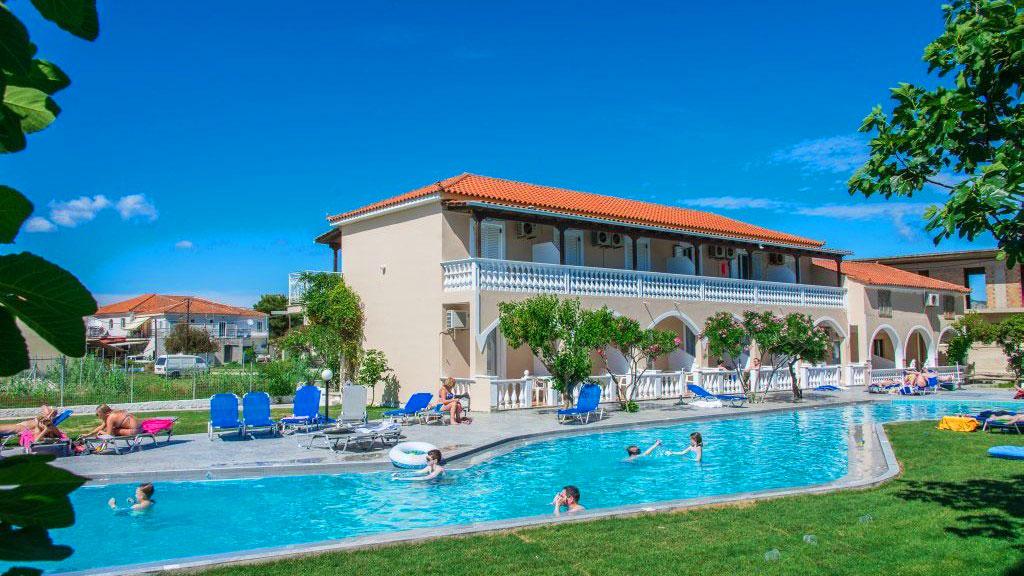 Zante Plaza Hotel & Apartments - Zante