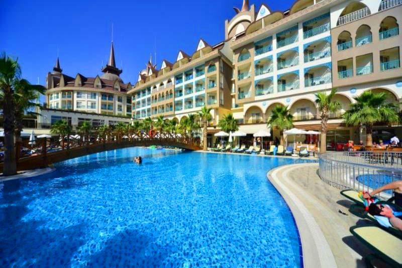 Side Crown Palace - Turkey