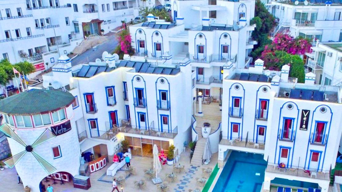 Sky Vela Hotel - Bodrum