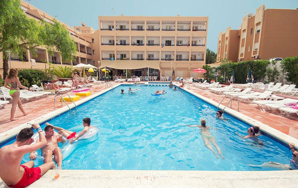 azuline Apartamentos Sunshine - Ibiza