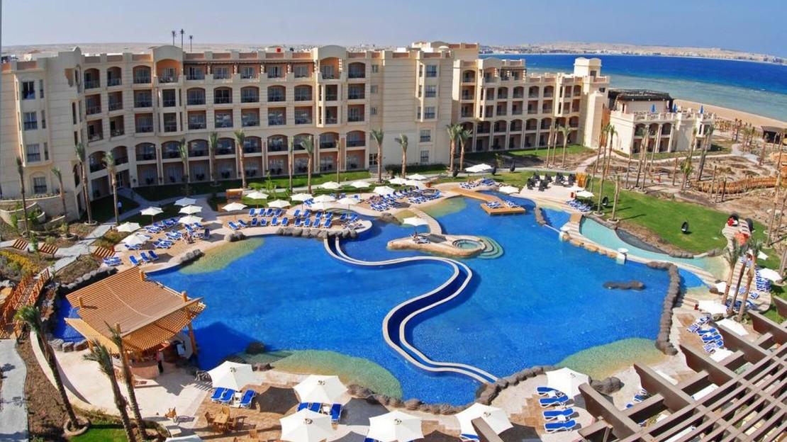 Tropitel Sahl Hasheesh Hotel - Egypt