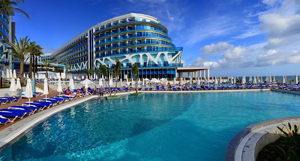 Vikingen Infinity Resort & Spa - Turkey