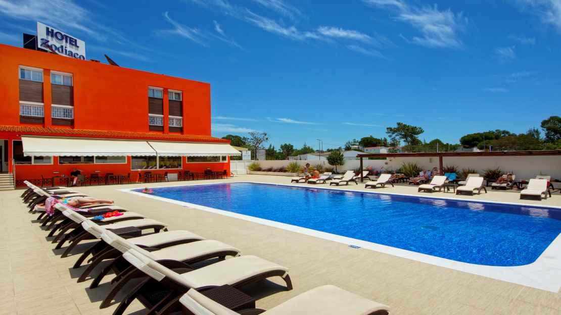 Hotel Zodiaco - Algarve