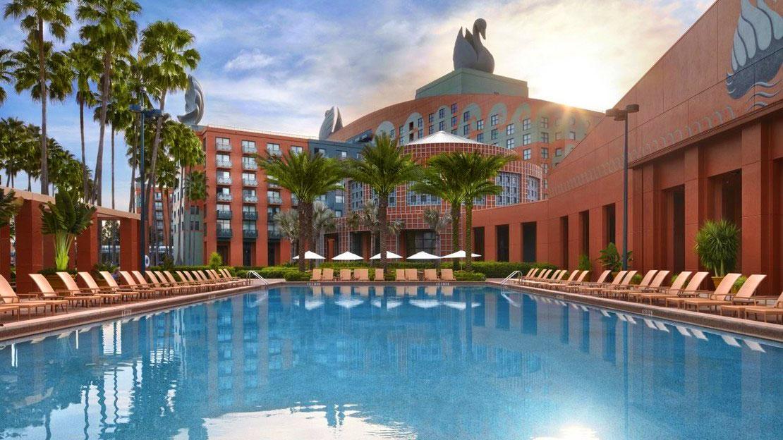 Walt Disney World Swan Resort - Orlando