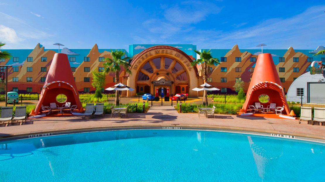 Disney's Art of Animation Resort - Orlando