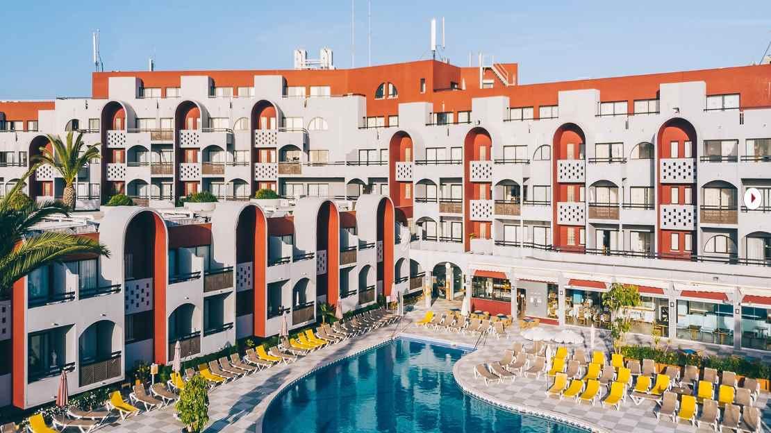 Muthu Oura Praia Hotel - Algarve
