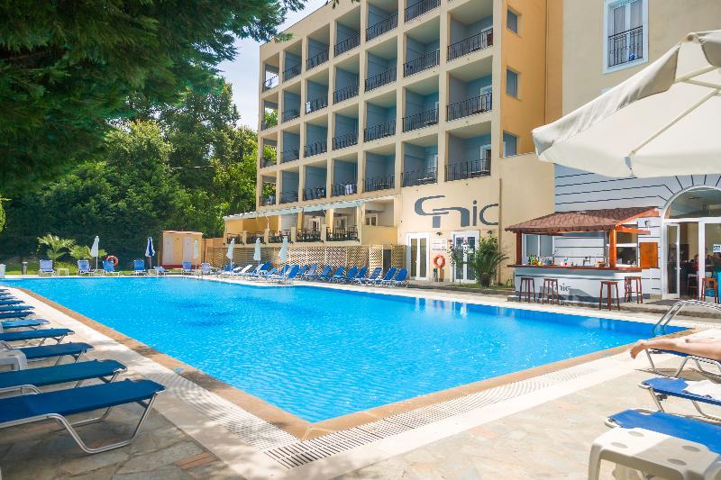 CNic Hellinis Hotel - Corfu