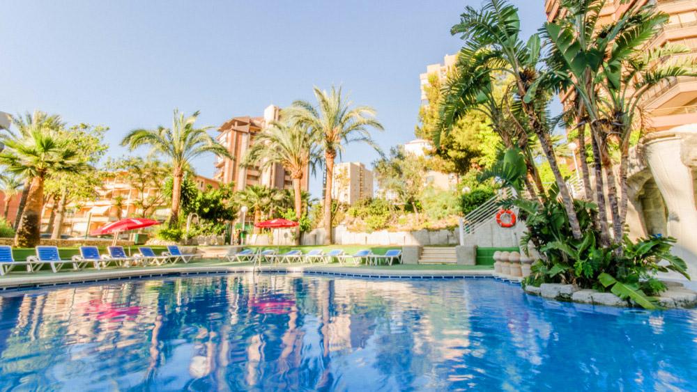El Faro Apartments - Benidrom