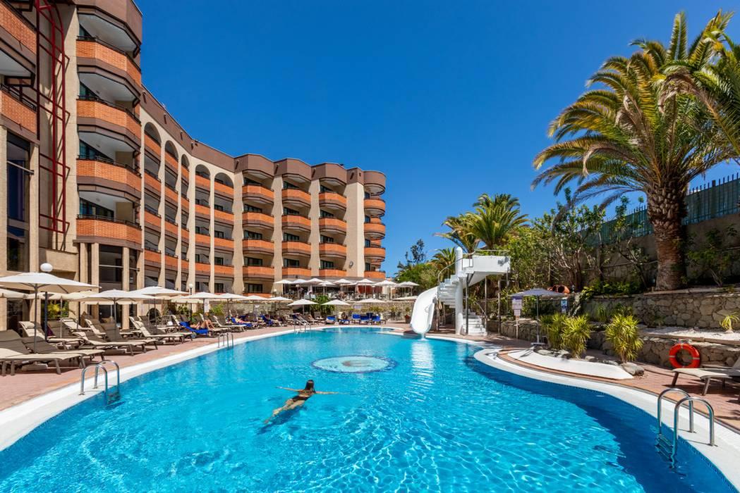 Mur Hotel Neptuno - Playa del Inglés