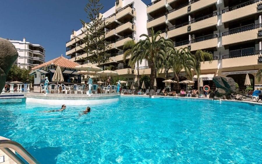 Hotel Rey Carlos -  Gran Canaria