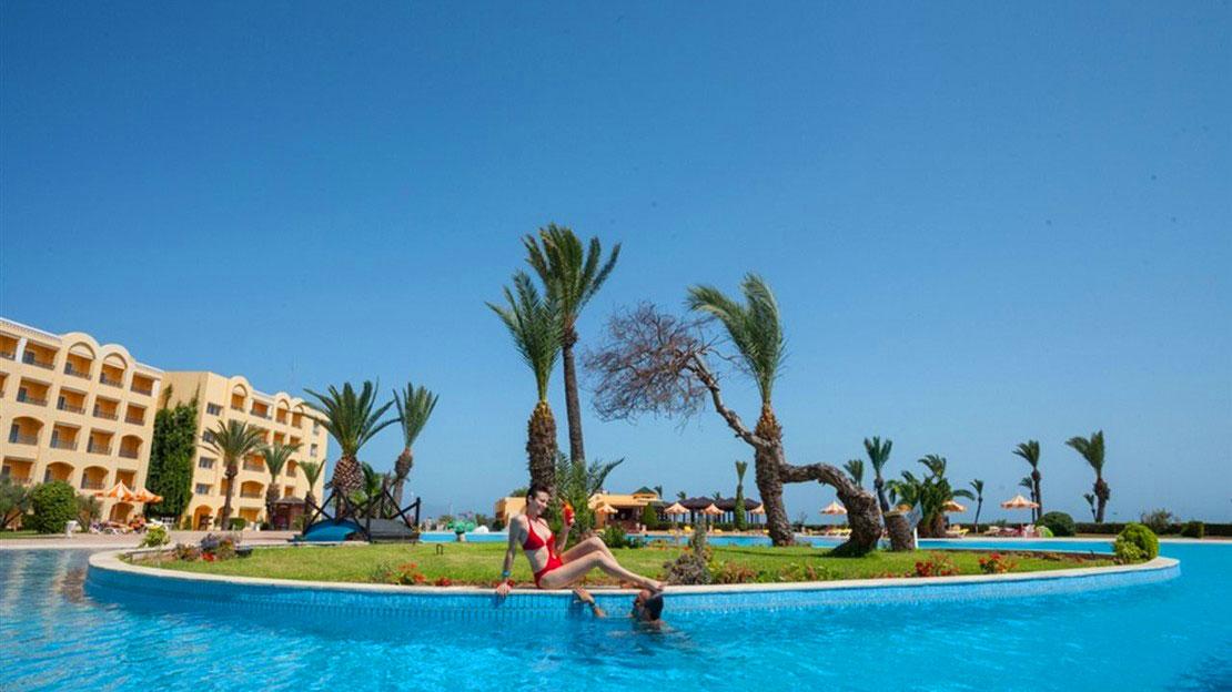 Nour Palace Resort & Thalasso - Tunisia
