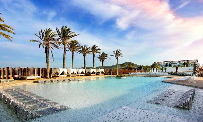 Hard Rock Hotel Ibiza - Spain
