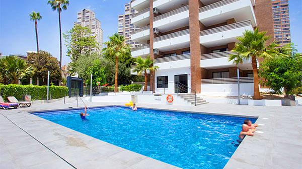 Maryciel Apartamentos - Benidorm