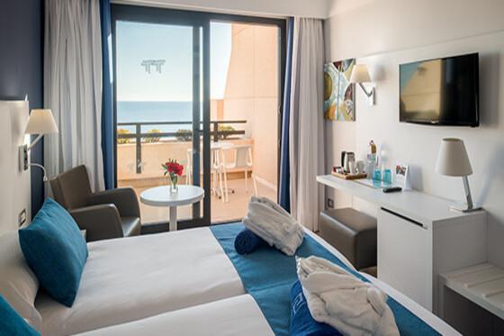 Superior Room Sea Views
