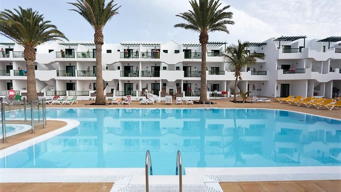 Acuario Sol Apartmentos - Lanzarote