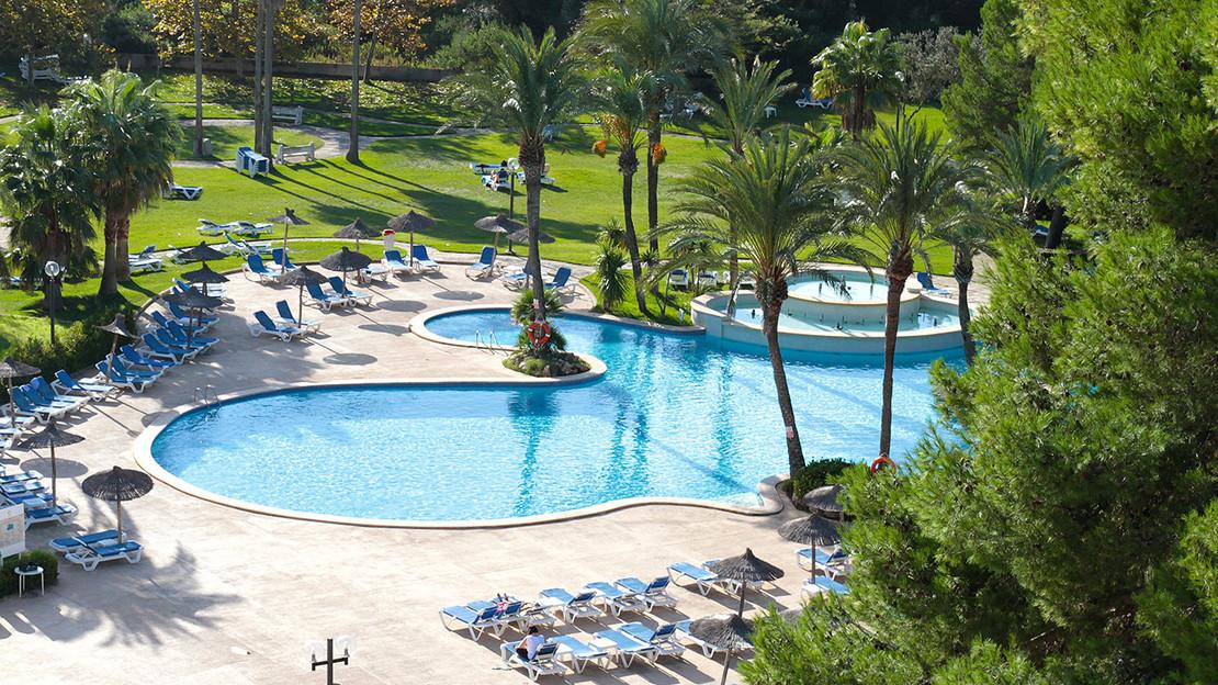 Hotel Exagon Park - Majorca