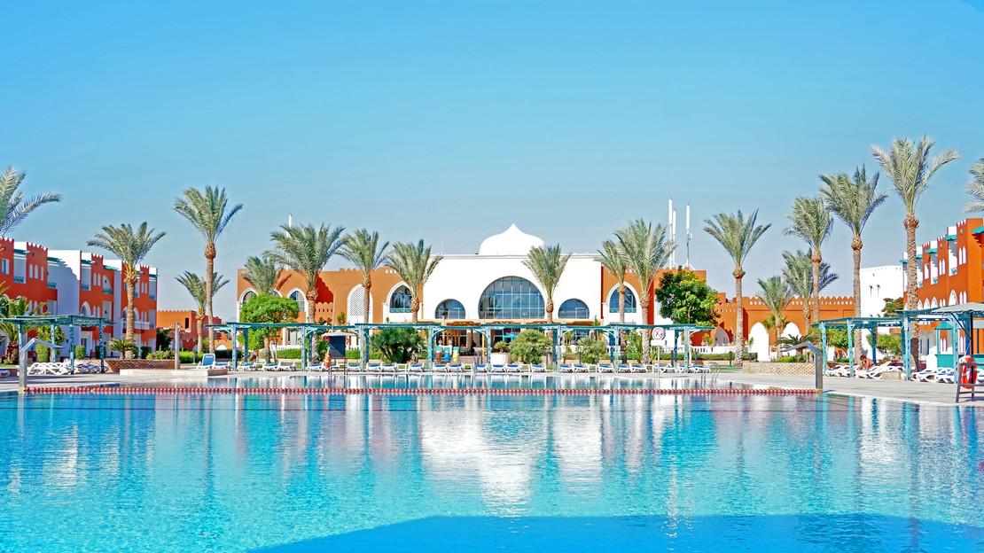 Sunrise Garden Beach Resort - Select - Hurghada
