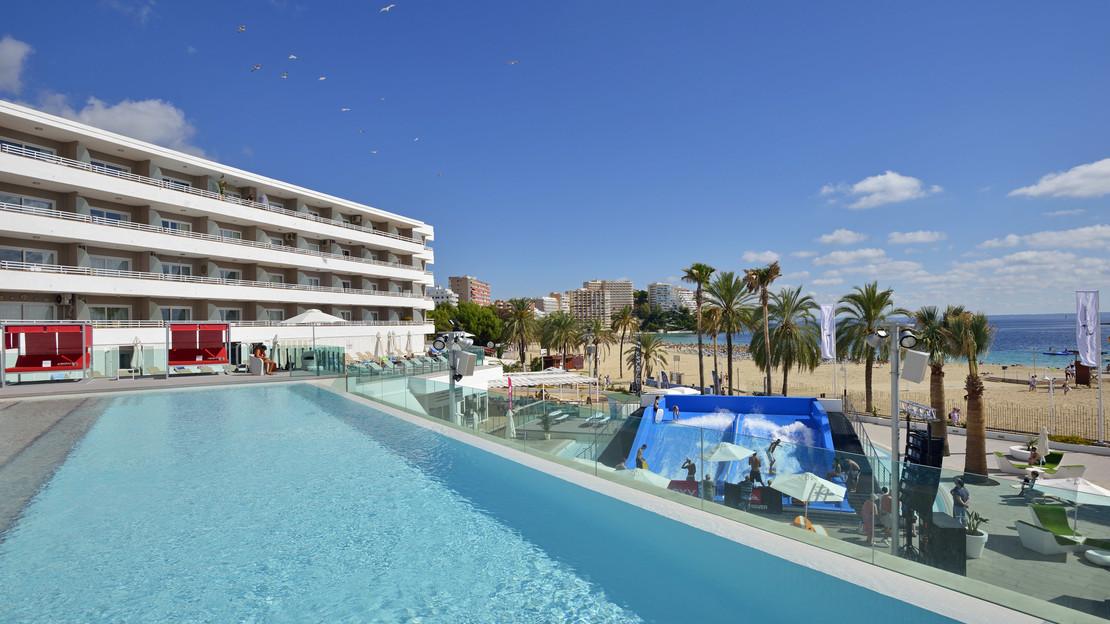 Sol Wave House All Suites - Majorca