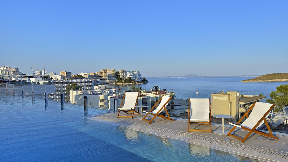 Hotel Calvia Beach The Plaza - Majorca