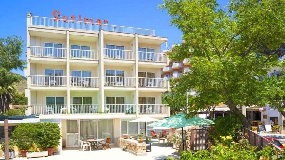 Hostal Residencia Sutimar - Majorca