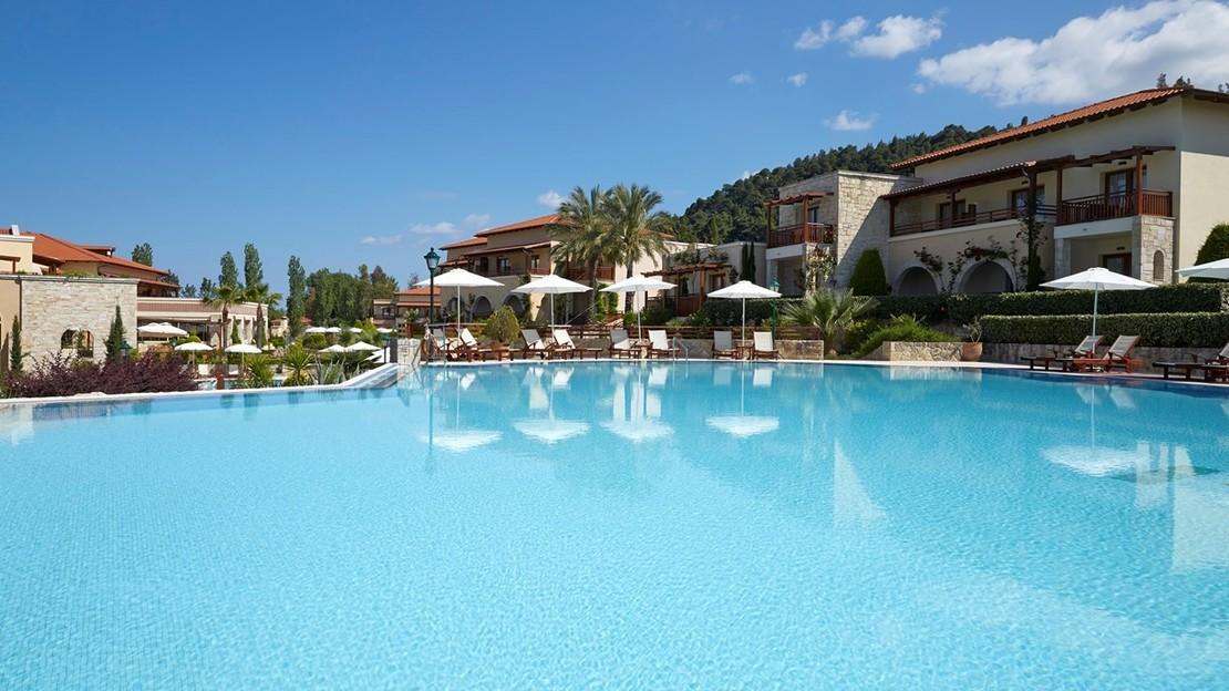 Aegean Melathron Thalasso Spa Hotel - Halkidiki